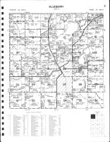 Code 2 - Blueberry Township, Mehehga, Wadena County 1979